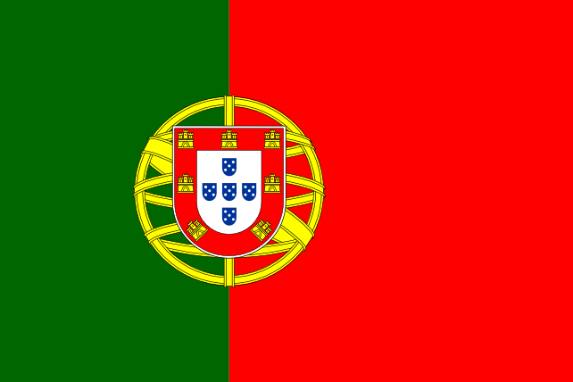 Bandera de Portugal | Vlajky.org